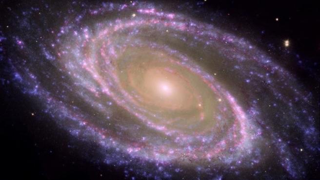 Investigadores identifican el origen de las primeras estructuras formadas en galaxias como la Vía Láctea
