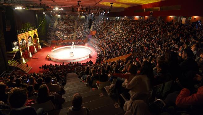 El Festival del Circ Elefant d'Or reunirá a 49 artistas en Girona