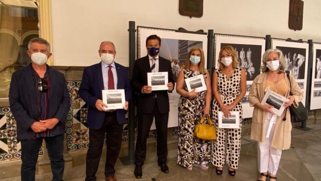 Coronavirus.- Una exposición de fotos inmortaliza el trabajo de los enfermeros durante la pandemia