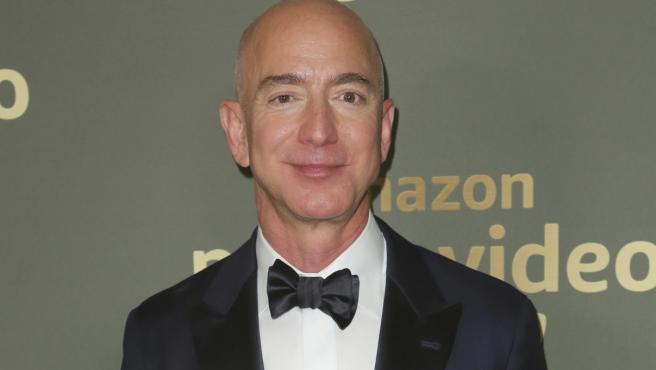 El dueño de Amazon, Jeff Bezos.