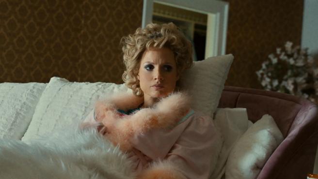 Jessica Chastain en 'The Eyes of Tammy Faye'