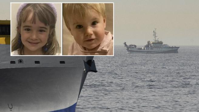 Anna y Olivia, las niñas desaparecidas en Tenerife.