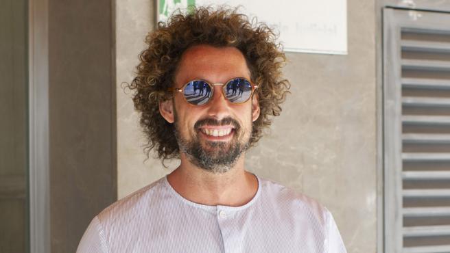 El reportero de 'Sálvame' José Antonio León.