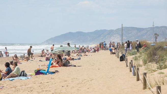 Gavà y Castelldefels (Barcelona) cerrarán las playas en la verbena de Sant Joan