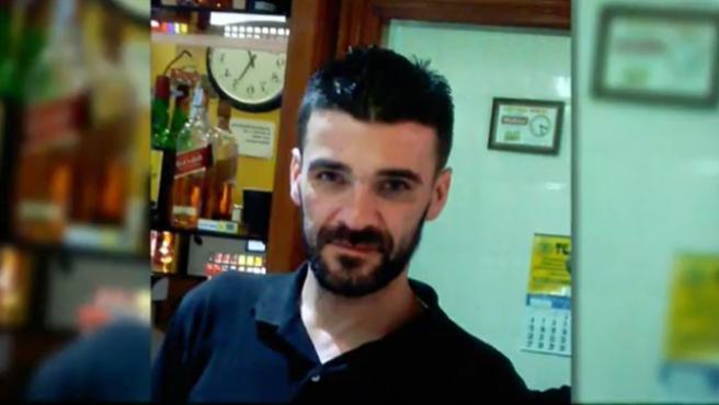 Imagen de archivo del detenido.