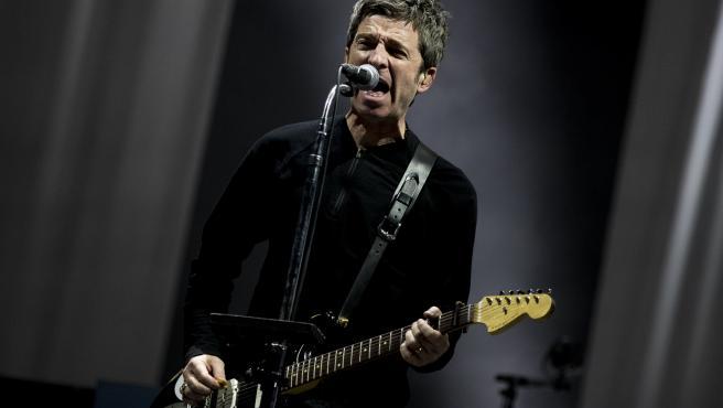 Noel Gallagher en el festival Mad Cool en 2019.