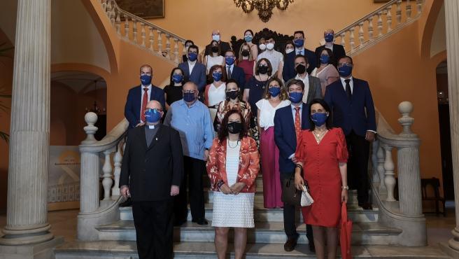 Respaldo municipal a la 'App' turística de Sevilla de Salesianos Triana en el marco de un proyecto europeo