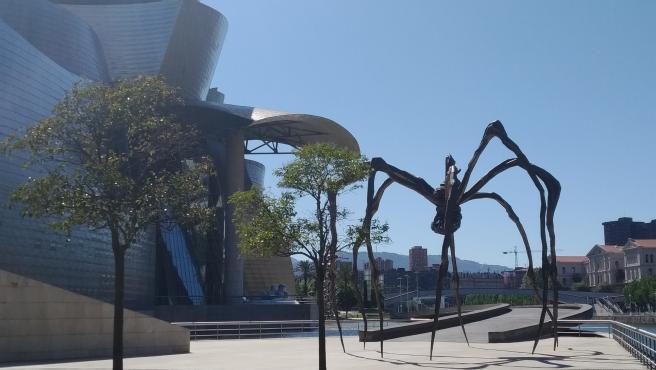 Vidarte advierte de que la ampliación del Guggenheim a Urdaibai está vinculada a su financiación por fondos europeos