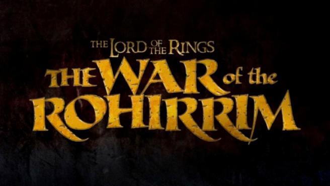 Logo de 'The War of the Rohirrim'