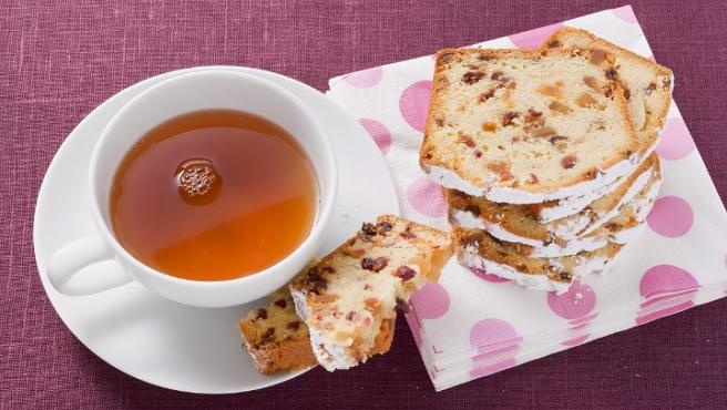 Una taza de té inglés