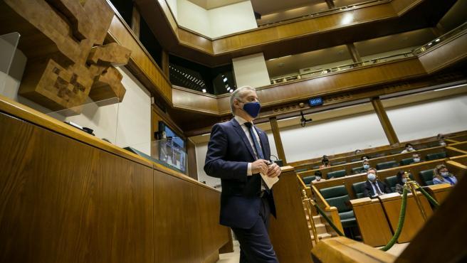 """Urkullu reconoce """"tensiones"""" con el Gobierno central, pero apuesta por reconducirlas en lugar de """"alentar"""" la polémica"""
