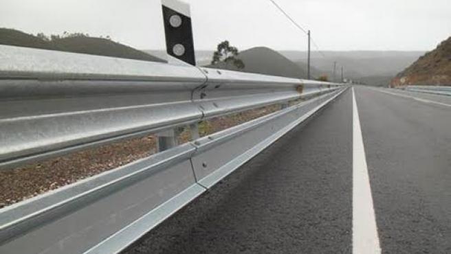 Bizkaia destina 590.000 euros a sistemas para protección de motociclistas en la red foral de carreteras