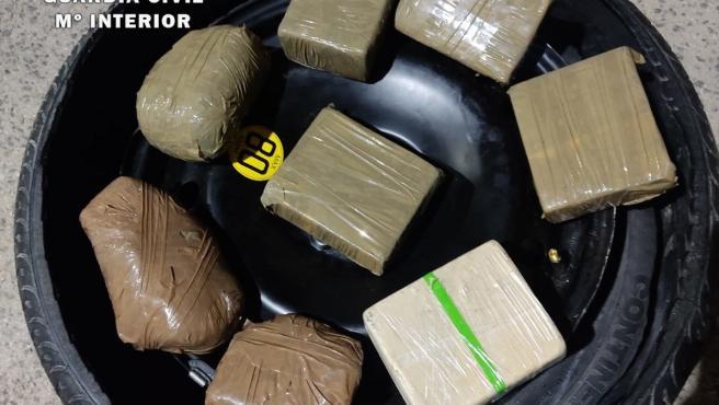 Detenidas cinco personas en dos dispositivos en Albacete y Chinchilla con distintas cantidades de drogas