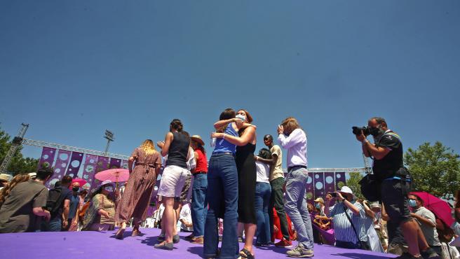 Cinco gallegos forman parte de la nueva dirección de Podemos encabezada por Ione Belarra