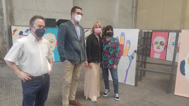 """Costillas dice que la Semana Profesional del Arte ha marcado """"un antes y un después"""" en la ciudad"""