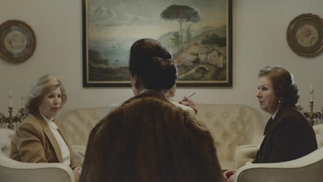 Fotograma de 'Destello bravío'