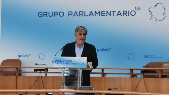 """El PPdeG defiende """"mejorar, no cambiar el mundo"""" y cree que la propuesta del BNG de reactivación conduce al """"desastre"""""""