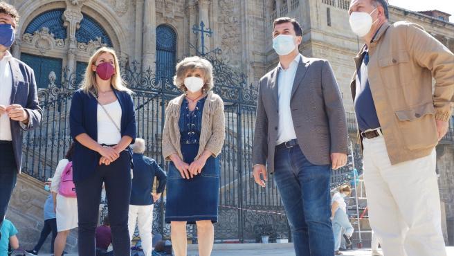 """El PSdeG exige a Feijóo """"una gran apuesta"""" por la sanidad y denuncia una espera de 15 días para obtener cita en Primaria"""