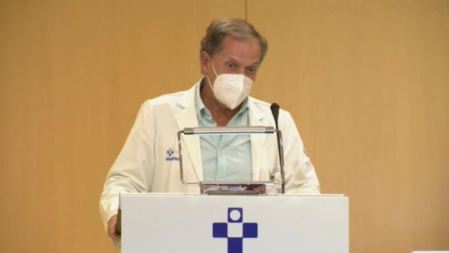 El quirófano híbrido del Hospital de Cabueñes cumple 10 años con 8.000 pacientes tratados