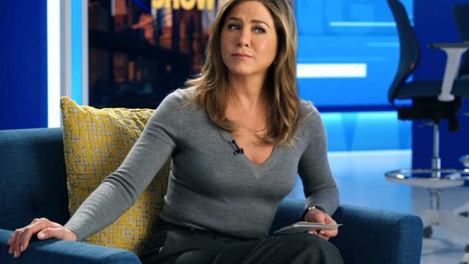 Jennifer Aniston en 'The Morning Show'