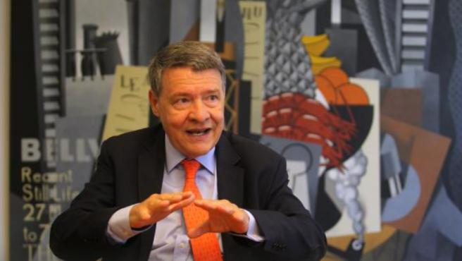 Jordi Sevilla, analista económico en Llorente y Cuenca.