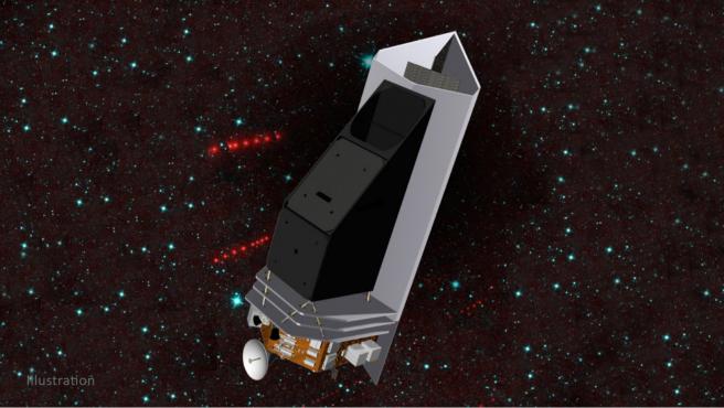 Este telescopio podría funcionar tanto de día como de noche.