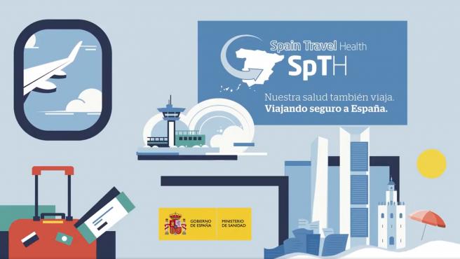 Spain Travel Health es la app móvil que deben usar todos los extranjeros para viajar a España.