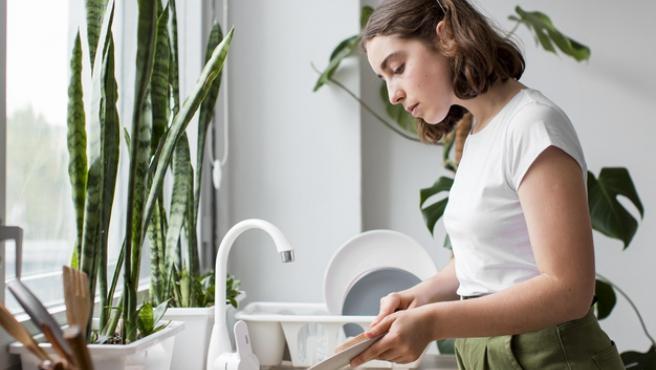 A mano o a máquina, es importante contar con un buen jabón.
