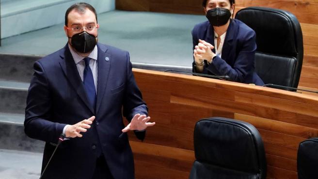 Barbón responderá en el pleno a preguntas sobre medio rural, industria y los indultos del 'procés'