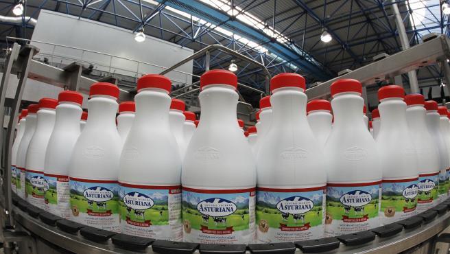 Central Lechera Asturiana es la tercera marca más elegida por los consumidores y la primera láctea, según un estudio