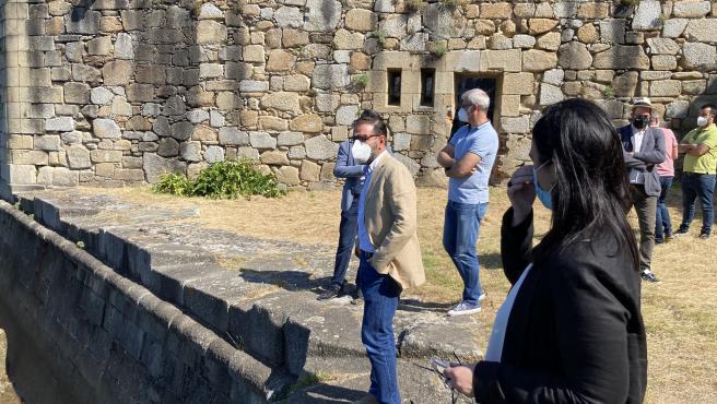 Ferrol reabre este miércoles al público el castillo de San Felipe tras un mes de obras de mejora
