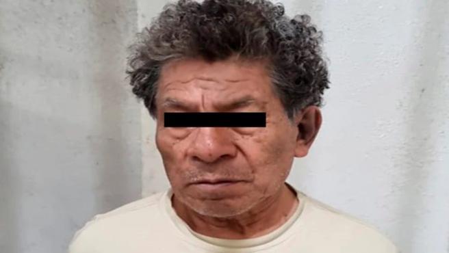 Imagen de Andrés, el llamado 'Carnicero de Atizapán'.