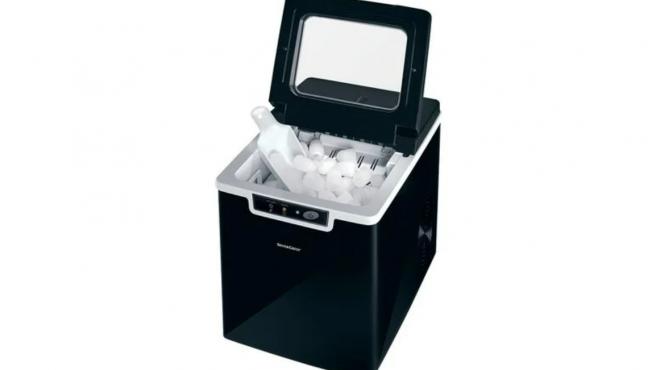 Máquina de cubitos de hielo de Lidl.