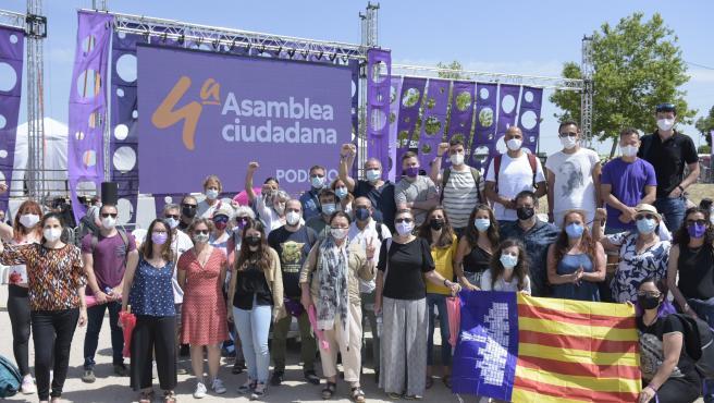 """Podemos Palma recibe """"con ilusión"""" la elección de Belarra como secretaria general"""