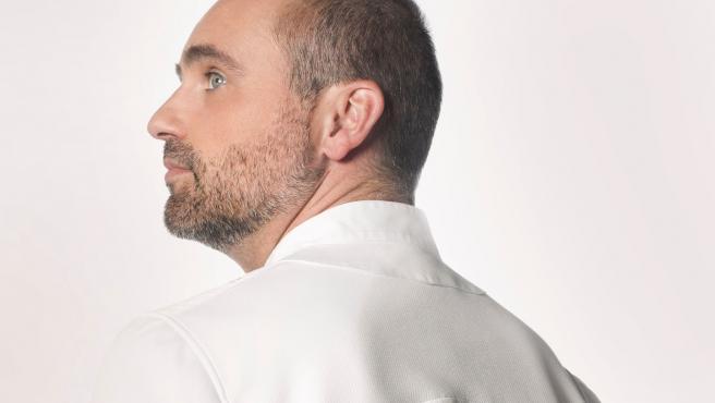 El chef Rodrigo de la Calle, en una foto promocional.