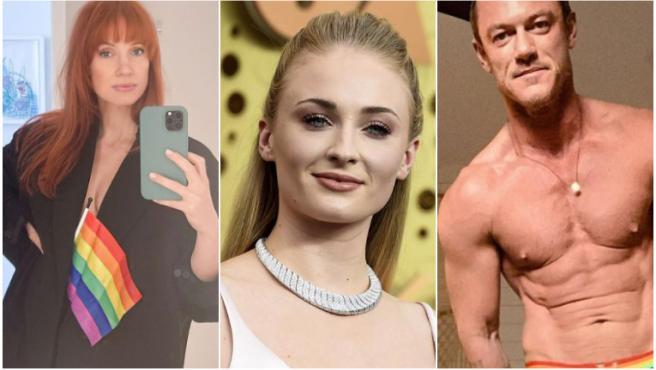 Actores de Hollywood celebran mes del Orgullo LGTBI