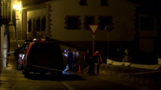 Acusados del crimen de Cáseda, primeras penas de prisión permanente revisable en Navarra
