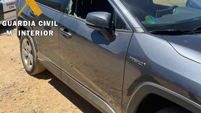"""Detenido por """"numerosos robos"""" en vehículos estacionados en accesos a rutas senderistas en Salamanca"""