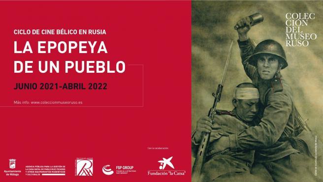 El Museo Ruso programa un ciclo de cine bélico 'La epopeya de un pueblo' que aborda la historia de Rusia