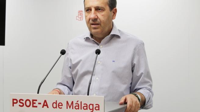 El PSOE destaca el avance para la construcción de la futura delegación de la AEAT en Málaga