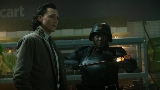 Fotograma de 'Loki'
