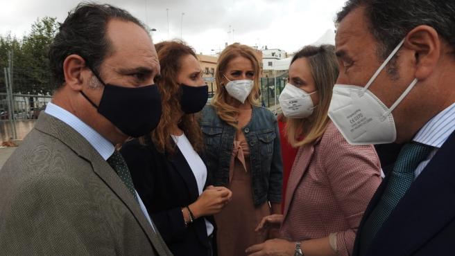 "Cs Alcalá de Guadaíra celebra que Europa ""dé luz verde"" al proyecto del tranvía"