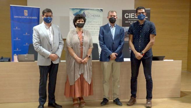 Diputación.-Un proyecto buscará eliminar de forma sostenible la radioactividad natural del agua de consumo