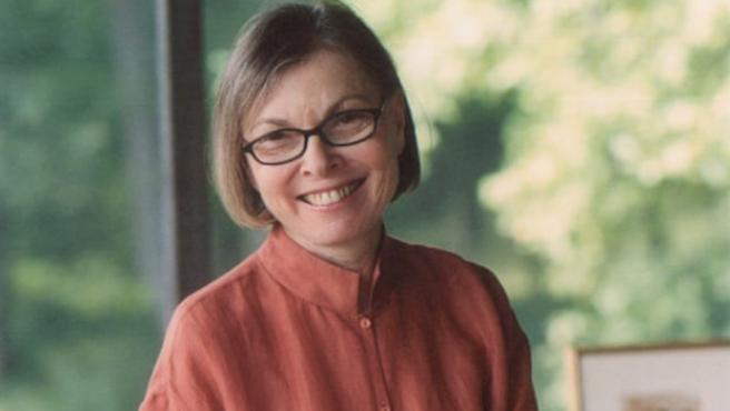 La periodista y escritora Janet Malcolm.