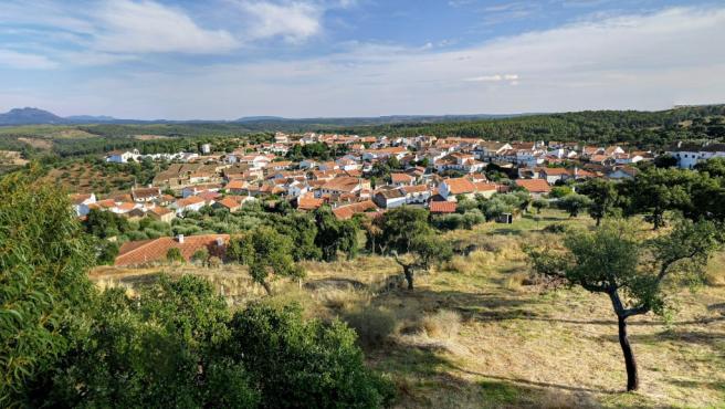 Vista de la localidad de Proença-a-Velha, donde desapareció el niño.