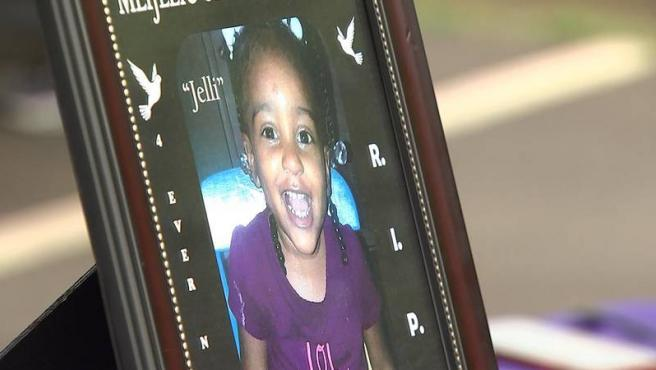 La niña de 4 años asesinada, Majelic.