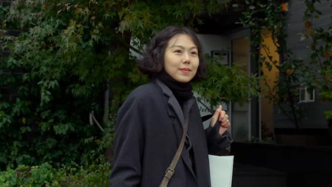 Kim Min-hee en 'La mujer que escapó'