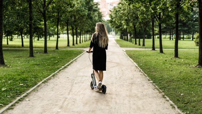 Los patinetes van ganando terreno en las grandes ciudades.