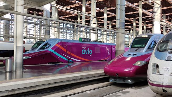 Renfe estrena Avlo el próximo miércoles con viajes entre Madrid y Barcelona, con parada en Guadalajara, desde 7 euros
