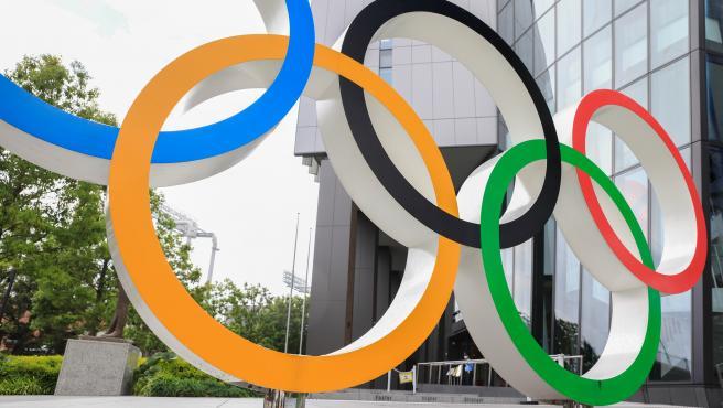 Aros Olímpicos en Tokio 2020.